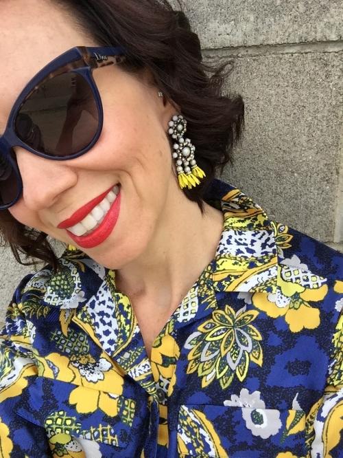 d9e7df90bf3 amy-dressed-banana-republic-earrings-romper