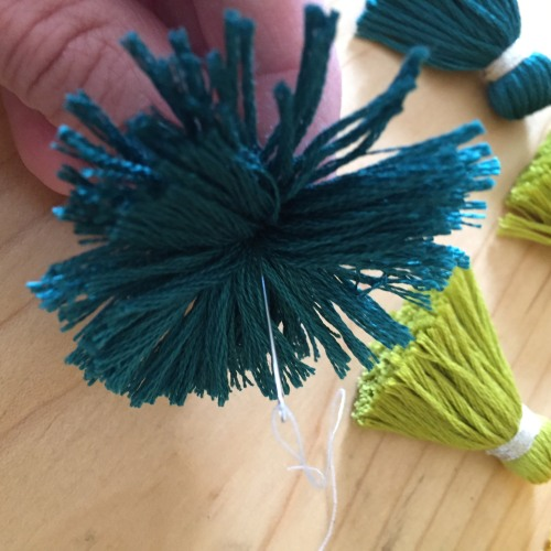 amydressed-open-tassel-sewing-together
